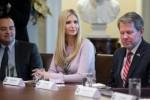 Ivanka Trump geen kandidaat top Wereldbank