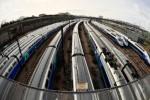 La SNCF prévoit 200 TGV par jour vendredi et samedi pendant la grève