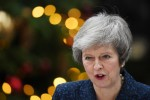 May Keeps Fighting as Tories Prepare to Vote on Her Leadership
