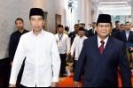 Elektabilitas Jokowi Terkejar Prabowo, TKN Bilang Begini