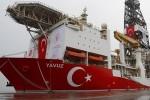 Albayrak: Yavuz da Bugün Akdeniz'e Dümen Kırıyor
