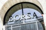 Borsa di Milano in rosso per il coronavirus in Lombardia