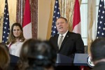Pompeo Joins Trudeau in Decrying China's Arrest of Canadians