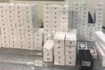 Hải quan Tân Sơn Nhất tạm giữ lô Iphone XS 6,5 tỉ đồng vận chuyển trái phép từ Mỹ