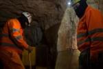 Miniera Olmedo: lavoratori a -150 metri