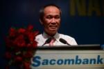 Chủ tịch Dương Công Minh muốn gom thêm cổ phiếu Sacombank