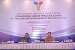Tridomain Perfomance Rilis Obligasi Rp400 Miliar, Bunganya Jumbo!