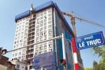 Hà Nội điểm danh 43 công trình vi phạm trật tự xây dựng