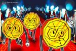 仮想通貨ビットコインは3万8000ドル台に回復、取引所へのステーブルコイン流入が増加