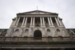 Bank of England blijft af van rente