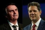 Brésil: journée de campagne difficile pour Bolsonaro et Haddad