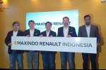 Maxindo Siap Pasarkan Produk Renault di Indonesia