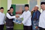 Kerja Sama dengan PWNU Bali, Gapki Renovasi Total Masjid yang Terdampak Gempa di Lombok