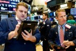 Wall Street opent licht lager
