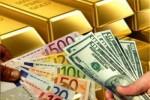 Cuối tuần, giá vàng và USD đồng loạt chững lại