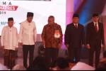 Hasil Survei Median, Jokowi Hanya Ungguli Prabowo 1 Digit