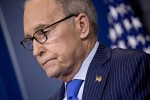 Kudlow Is 'Doing Well' After Mild Heart Attack, White House Says