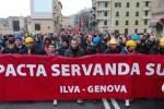 Prefetto Genova convoca tavolo Ilva
