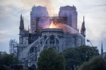 French Yellow Vest ProtestsUndeterred by Notre Dame Fire, Macron Promises