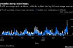 German Profit Warnings Signal Trade Woes May Bring On Recession