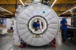 Duitse industriële productie krimpt