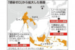 アジアの途上国「静かな感染拡大」警戒 埋葬数急増で発表数に疑義