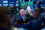 Weer recorddag voor Dow, niet voor tech