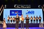 """App MBBank là App ngân hàng số duy nhất cho khách hàng tại Việt Nam đạt danh hiệu """"Sao Khuê 2019"""""""