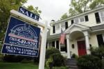 Verkoop bestaande woningen VS omlaag