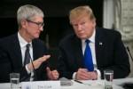 Ông Trump: CEO Apple sợ đánh mất lợi thế vào tay Samsung vì hàng rào thuế quan