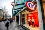 Duitse winkelverkopen gedaald