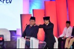 Menebak Siapa Pria 'Bule' Disekitar Prabowo (2)