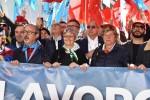 1 maggio: Cgil-Cisl-Uil, corteo a Prato
