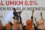 Jokowi Ingatkan UMKM Konsisten Manfaatkan PPh Final 0,5%