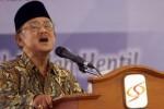 Pesan Habibie untuk Istri AHY: Jangan Biarkan Pepo Ditinggal Sendirian