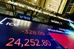'Handelsspanningen voelbaar op Wall Street'