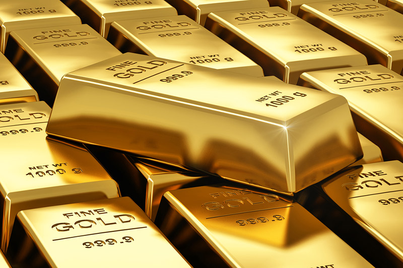 Gold, silver futures inch higher in cautious trade ahead of Fed