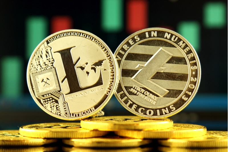 Litecoin Falls 10% In Selloff