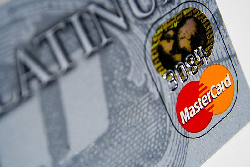 Mastercard Rises 3.03%