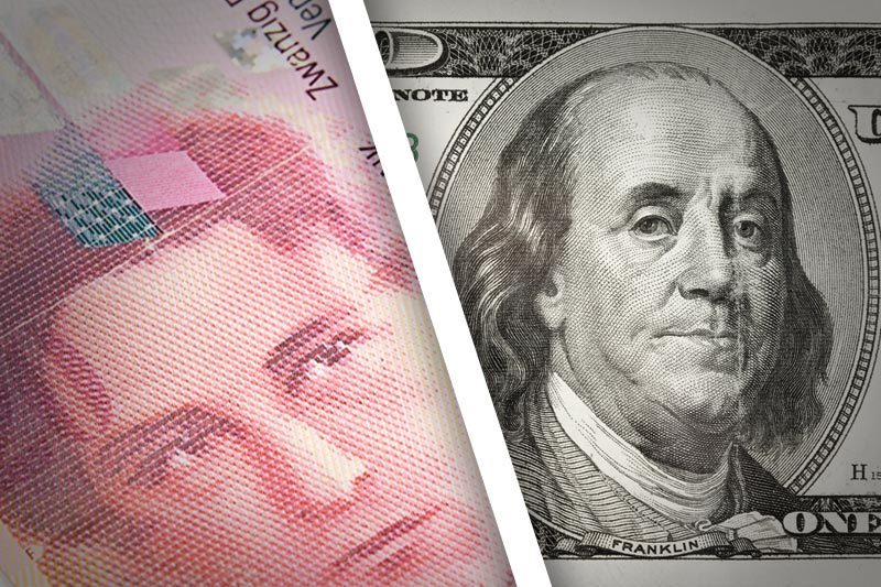 Dollar ends week lower against Swiss franc
