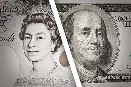 外汇 - GBP/USD在美国盘口尾盘上升