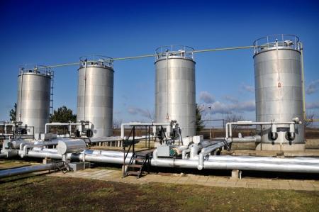 Los futuros del gas natural subieron durante la sesión de EE.UU