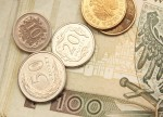 Zloty pauses before wages, employment data