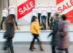 Sunshine lifts UK retail sales, points to brighter growth