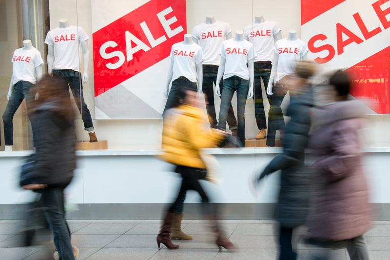 İngiltere Perakende Satışlar Ocak Ayında %1 Yükseldi