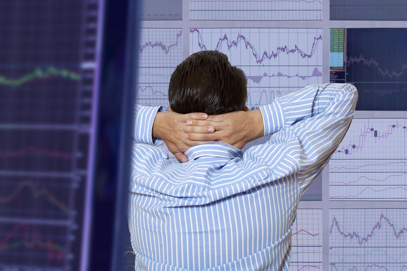 Рынок акций Московской биржи по состоянию на 18:45 мск 22 января снижается