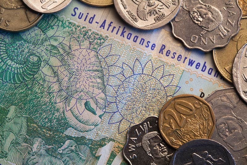 South Africa's rand tumbles 1% as Eskom plans nationwide power cuts By