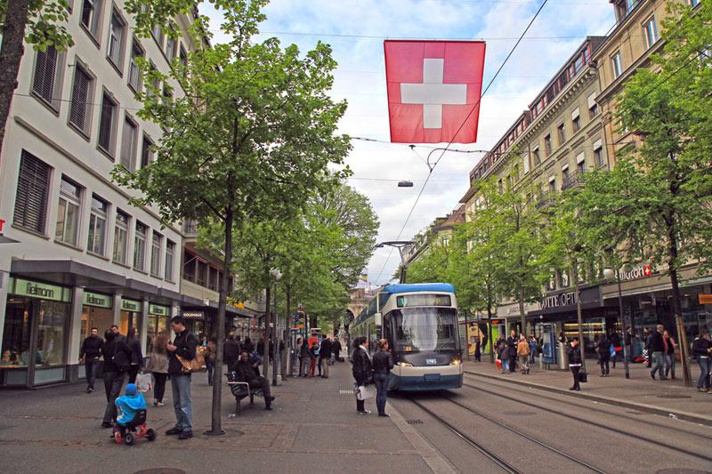 Нейтралитет Швейцарии в Европе критикуют