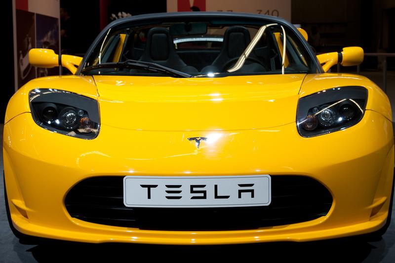 Tesla стала самым дорогим автопроизводителем в мире От - Investing.com Россия