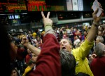 U.S. stocks drop on Fed disappointment, data; Dow Jones down 0.84%